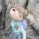 Повтор Озорной Феечки для Елены. Текстильная интерьерная кукла.