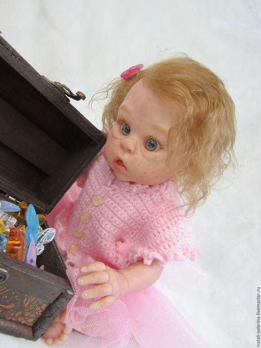 Куклы-младенцы и reborn ручной работы. Ярмарка Мастеров - ручная работа. Купить кукла реборн Mini Ofelia от Olga Auer. Handmade.