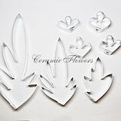 Материалы для творчества handmade. Livemaster - original item Cutter flower scabiosa M, L. Handmade.