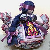 """Куклы и игрушки ручной работы. Ярмарка Мастеров - ручная работа Травница  """"Синева"""". Handmade."""