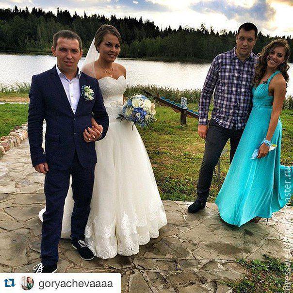 ec57a697b2f Платья для подружек невесты – купить в интернет-магазине на Ярмарке ...