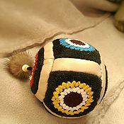 Сувениры и подарки ручной работы. Ярмарка Мастеров - ручная работа Эскимосский мяч. Handmade.