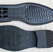 Материалы для творчества handmade. Livemaster - original item Sole for men`s shoes MAISON. Handmade.