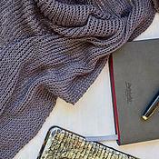 Аксессуары handmade. Livemaster - original item Knitted scarf