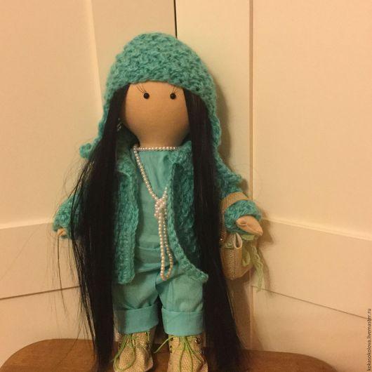 Куклы тыквоголовки ручной работы. Ярмарка Мастеров - ручная работа. Купить Кукла  Кэри. Handmade. Белый, девушке, что подарить сестре