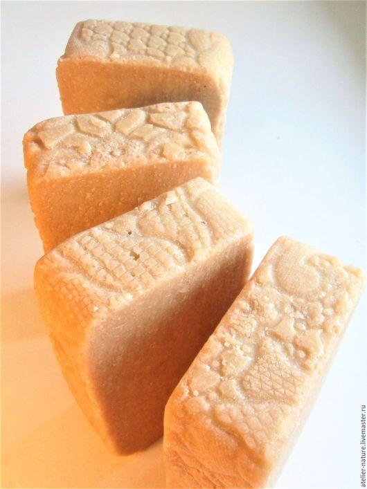 Мыло «Соляное банное» на пиве, натуральное