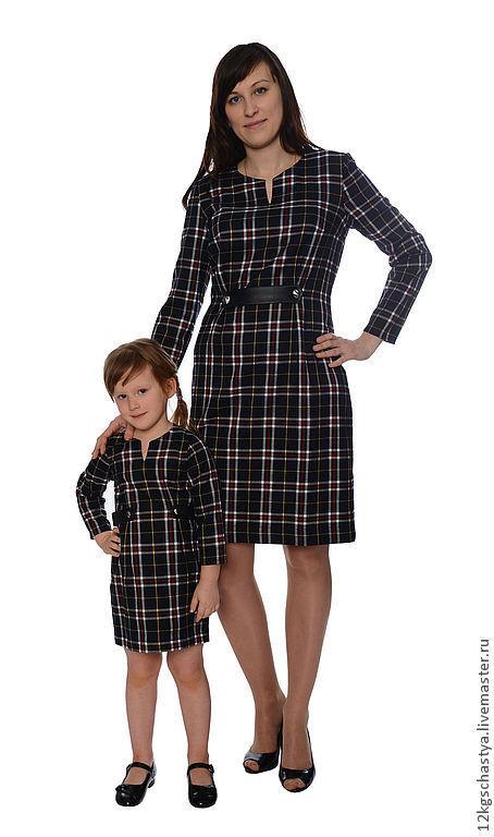 Заказать Платье Маме И Дочке