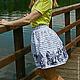 Skirt Alice in Wonderland WHITE, Skirts, Sergiev Posad,  Фото №1