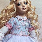Куклы и пупсы ручной работы. Ярмарка Мастеров - ручная работа ЛаУра. Будуарная кукла. Handmade.