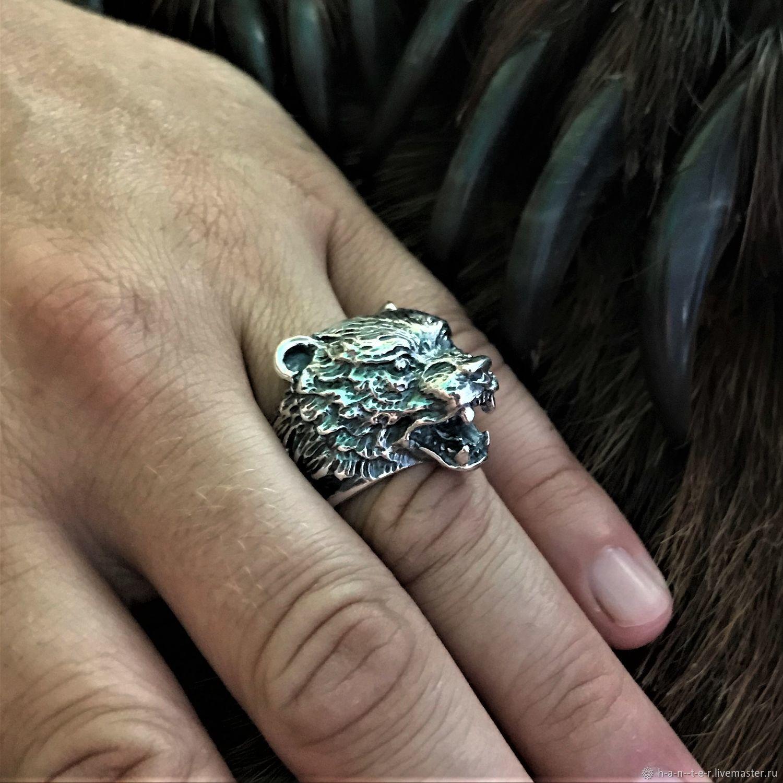 Bear ring, Ring, Kostroma,  Фото №1