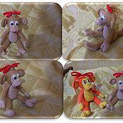 Куклы и игрушки ручной работы. Ярмарка Мастеров - ручная работа Год Обезьянки. Handmade.