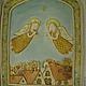 Город ручной работы. Ярмарка Мастеров - ручная работа. Купить панно Ангелы над городом Керамика. Handmade. Ангел