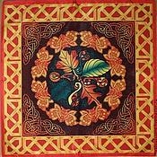 Фен-шуй и эзотерика handmade. Livemaster - original item Series tablecloths Ancient Celts Seasons. Autumn – Harvest. Handmade.