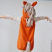 """Работы для детей, ручной работы. Ярмарка Мастеров - ручная работа """"Лошадка"""" карнавальный костюм. Handmade."""