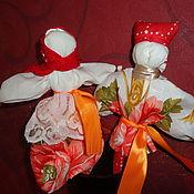 """Свадебный салон ручной работы. Ярмарка Мастеров - ручная работа Свадебные куклы """"Мировое древо"""". Handmade."""