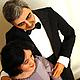 Портретные куклы ручной работы. Портретные куклы к юбилею свадьбы. Авторская студия 'OleLoo'. Ярмарка Мастеров. С портретным сходством