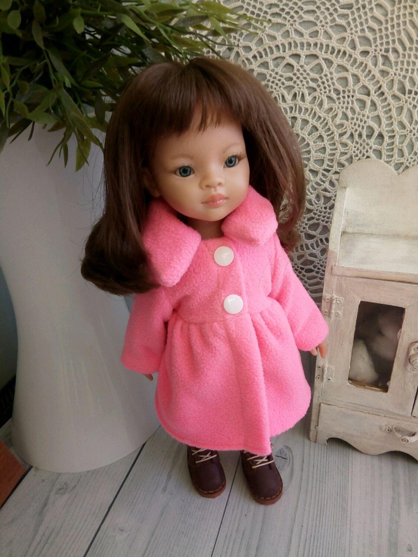 Пальто для Паола Рейна, Одежда для кукол, Самара,  Фото №1