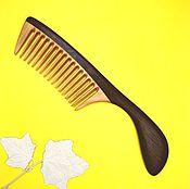 Сувениры и подарки handmade. Livemaster - original item Comb from oak Shata. Handmade.