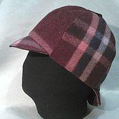 Аксессуары ручной работы. Ярмарка Мастеров - ручная работа шляпа Шерлока Холмса. Handmade.