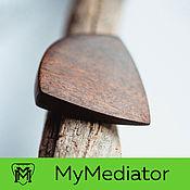 Музыкальные инструменты handmade. Livemaster - original item The mediator hazelnut wood Jazzwood. Handmade.