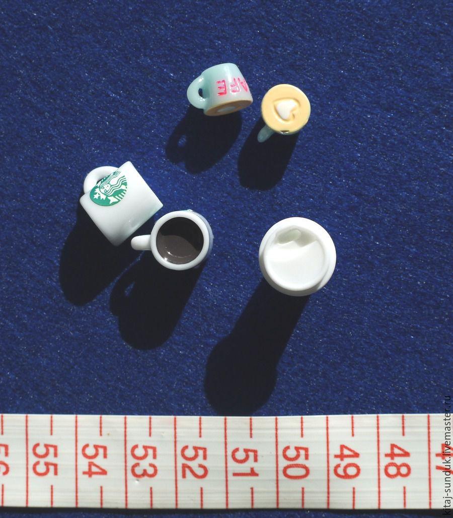 Как сделать для кукол кофе 773