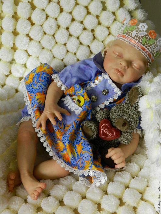 Куклы-младенцы и reborn ручной работы. Ярмарка Мастеров - ручная работа. Купить Кукла реборн Алекс (молд Алекса от Натали Блик). Handmade.