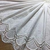 Материалы для творчества handmade. Livemaster - original item Sewing on batiste