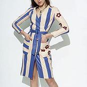 Одежда handmade. Livemaster - original item Leather dress for the smell. Handmade.