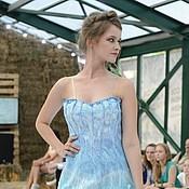 Одежда ручной работы. Ярмарка Мастеров - ручная работа Платье из войлока ручной работы. Handmade.