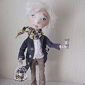 Куклы и игрушки ручной работы. Ярмарка Мастеров - ручная работа Апрель продана. Handmade.