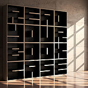 Для дома и интерьера ручной работы. Ярмарка Мастеров - ручная работа Шкаф для книг. Handmade.