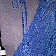 """Платья ручной работы. платье """"Соблазн"""". Творческая мастерская 'Bombyx mori'. Ярмарка Мастеров. Хлопок"""