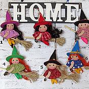 Куклы и игрушки handmade. Livemaster - original item Dolls and dolls: Little Kitchen Witches. Handmade.