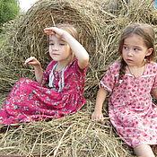 Работы для детей, handmade. Livemaster - original item Two dresses