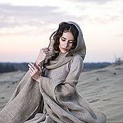 """Одежда ручной работы. Ярмарка Мастеров - ручная работа Средневековое платье в стиле фентези """"Странница"""". Handmade."""