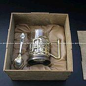 Сувениры и подарки handmade. Livemaster - original item Gas Pipeline cup holder
