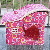 Для домашних животных, ручной работы. Ярмарка Мастеров - ручная работа Домики фигурные (НОВИНКА). Handmade.
