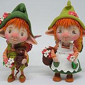 Мягкие игрушки ручной работы. Ярмарка Мастеров - ручная работа Эмма и Николя. Handmade.