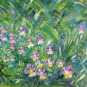 Картины и панно handmade. Livemaster - original item Fabulous flower. Handmade.