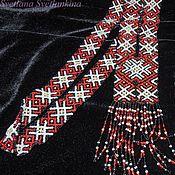 Украшения handmade. Livemaster - original item Germany: Gerdan Slavic patterns-1. Handmade.