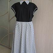 Одежда ручной работы. Ярмарка Мастеров - ручная работа Платье льняное Просто супер. Handmade.