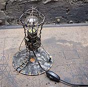 Для дома и интерьера ручной работы. Ярмарка Мастеров - ручная работа Лампа Путешественника. Handmade.