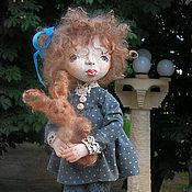 """Куклы и игрушки ручной работы. Ярмарка Мастеров - ручная работа Авторская кукла """"Зая"""". Handmade."""