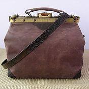 Сумки и аксессуары handmade. Livemaster - original item Bag women`s leather engraved Vintage. Handmade.
