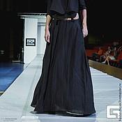Одежда ручной работы. Ярмарка Мастеров - ручная работа юбка  008byshevtsova. Handmade.