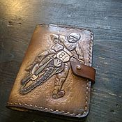 Сумки и аксессуары handmade. Livemaster - original item Passport cover, avtodokumentov genuine leather. Handmade.