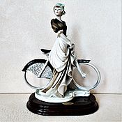 Винтаж handmade. Livemaster - original item Statuette