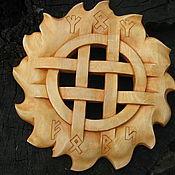 Фен-шуй и эзотерика handmade. Livemaster - original item Lada in the solar circle. Handmade.