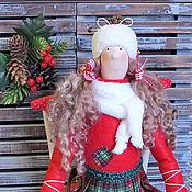 Куклы и игрушки ручной работы. Ярмарка Мастеров - ручная работа Фея теплоты, уюта и добра. Handmade.