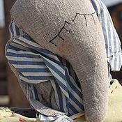 """Подарки к праздникам ручной работы. Ярмарка Мастеров - ручная работа Слоники"""" ЛЁНя!"""" и """"Цирковой"""". Handmade."""
